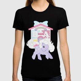 g1 my little pony baby blossom at lullabye nursery T-shirt