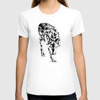 hunter T-shirts featuring Hunter by Stevyn Llewellyn