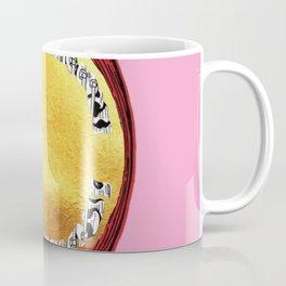 Golden mouth Coffee Mug