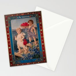 Valentine's Day Vintage Card 107 Stationery Cards