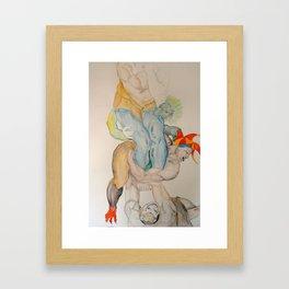Michelangelo ... Framed Art Print
