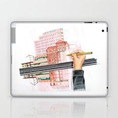 Drawing reflections Laptop & iPad Skin