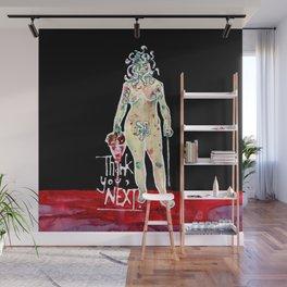 Medusa  (Thank you, next.) Wall Mural