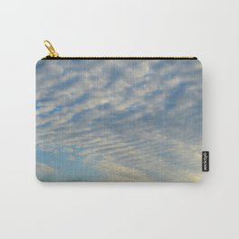 Cirrusly Stratus Waves Carry-All Pouch