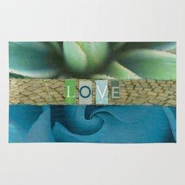 Cool Love Rug