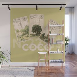 Mademoiselle Coco's desk Wall Mural