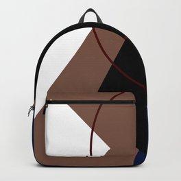 Classic Constructivist Artwork Backpack