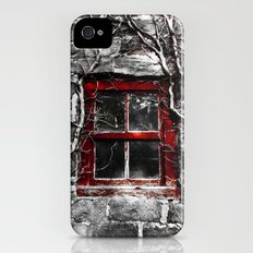Barn Window iPhone (4, 4s) Slim Case