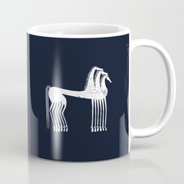 Athenian Horses Coffee Mug