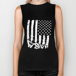 Asap Rocky White Flag Mob Squad Sean Tour Squad T-Shirts Biker Tank