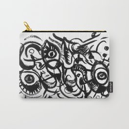 Stressed Carry-All Pouch