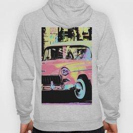 Cuban Classic Car Hoody