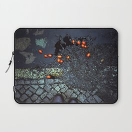 sidewalk still lifes (tomato tomato) Laptop Sleeve