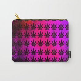 Berry Indica Carry-All Pouch