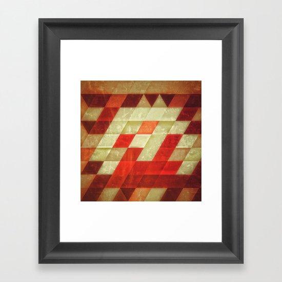 ryd_gyld Framed Art Print