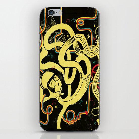 Zero Gravity iPhone & iPod Skin
