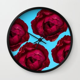 A New Day, a New Me Wall Clock