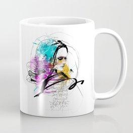 ...quand les mots s'arrettent.. Coffee Mug
