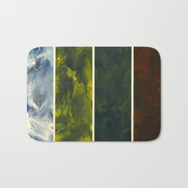 Marble Seasons Bath Mat