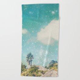 Scintillula Beach Towel