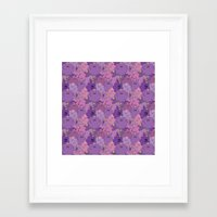 lumpy space princess Framed Art Prints featuring Lumpy Space Princess by Beesants