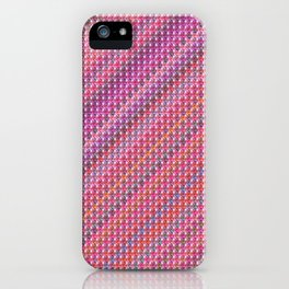 Raspbery Ripple iPhone Case