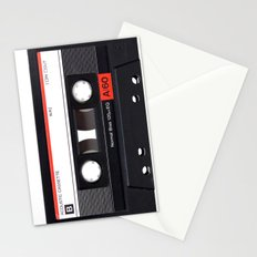 Old School Tape Stationery Cards