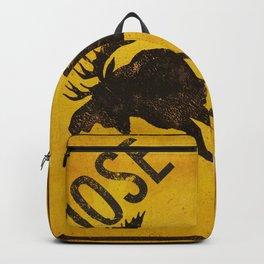 Moose Crossing XING Backpack