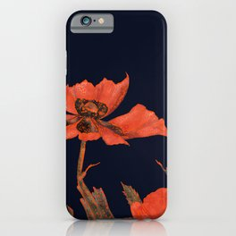 All the Poppies of the Fields iPhone Case