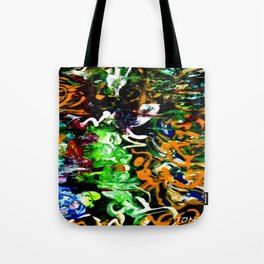 ABSTRACT ART BY TONY HATTEN Tote Bag