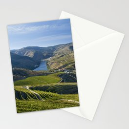 Vineyards in the Douro Valley, Pinhao Stationery Cards
