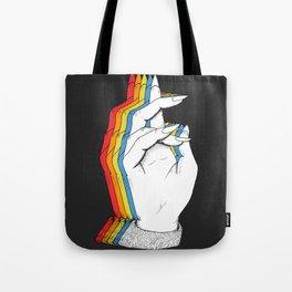Spectrum of demonology Tote Bag