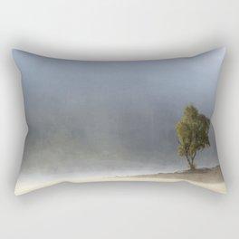 Beautiful dripping fragments Rectangular Pillow