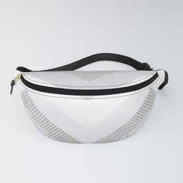 Willow in Grey Fanny Pack