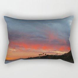 Cotton Candy Rectangular Pillow