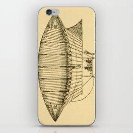 Airship iPhone Skin