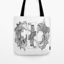 "NYTI ""WILDCARD"" Tote Bag"