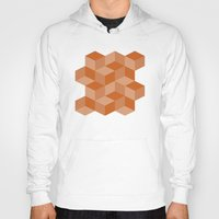 escher Hoodies featuring Escher #001 by rob art | simple