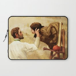 Artist and Muse Laptop Sleeve