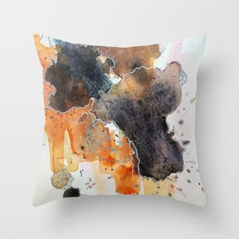 Fury Throw Pillow