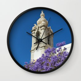 Faro church Wall Clock