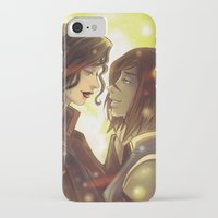 korrasami iPhone & iPod Cases featuring Korrasami by Dani Taillefer