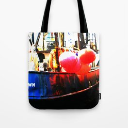 Port of Galilee No. 1 Tote Bag