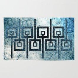 Order in Abstract III Rug