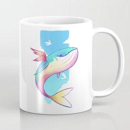 The Sky Whale Coffee Mug