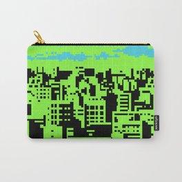cityscape 07A (C64 remix) (2011) Carry-All Pouch