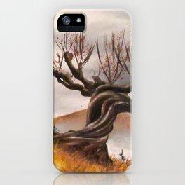 Autumnal magic... iPhone Case