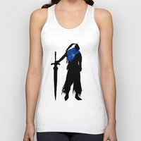 abyss Tank Tops featuring Abyss Knight by CaptainSunshine