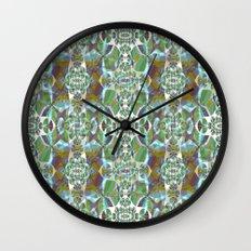 Luminous. Wall Clock