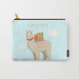 Alpaca Lunch Carry-All Pouch
